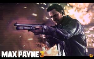 Max Payne с дробовиком