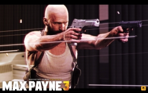 Лысый Max Payne