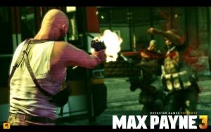 Max Payne с узи