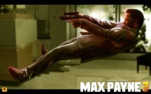 Max Payne стрельба в падении