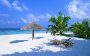 Лето, море, солнце