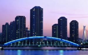 Мост в Токио