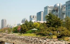 Япония природа и город