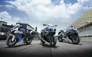 Suzuki GSX на треке
