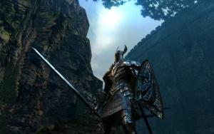 Dark Souls рыцарь