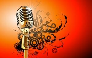 Рисунок микрофона