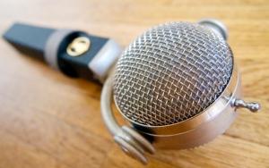 Микрофон макро