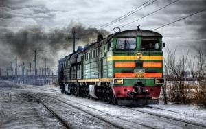 Дизельный поезд
