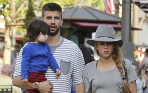 Шакира и Пике и Милан