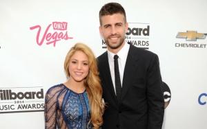 Шакира и Пике на музыкальной премии