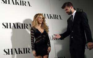 Шакира и Пике вместе