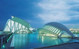 Город наук в Валенсии