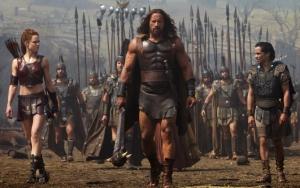 Геракл, Аталанта и Иолай