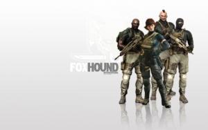 Metal Gear Solid отряд Fox Hound