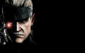 Metal Gear Solid Солид Снейк