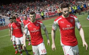 Арсенал в FIFA 15