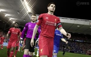 Стивен Джерард в FIFA 15