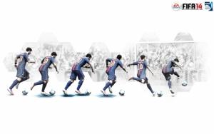 Движение Месси FIFA 14
