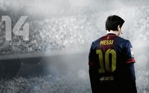 Лео Месси в FIFA 14