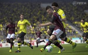 Стефан Эль-Шаарави в FIFA 14