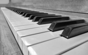 Черно-белые клавиши