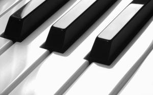 Клавиши крупным планом
