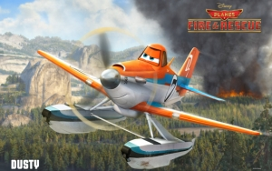 Дасти Самолеты: Огонь и вода