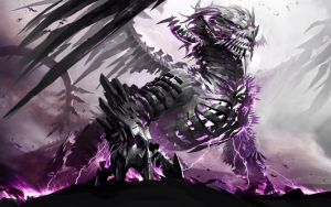 Каменный дракон