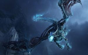 Костяной дракон