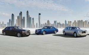 Rolls-Royce Phantom в ОАЭ