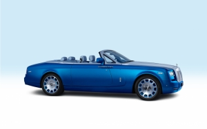 Rolls-Royce Phantom без крыши
