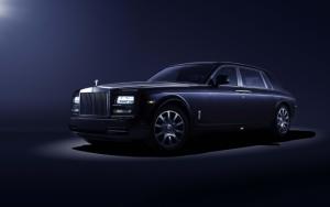 Стильный Rolls-Royce Phantom