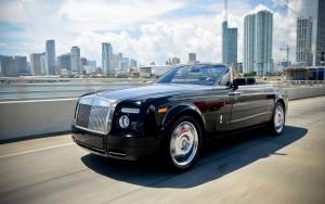 Rolls-Royce Phantom в Майами