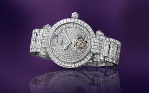 Бриллиантовые часы Chopard