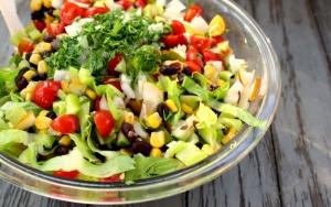Интересный салат