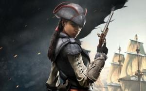 Assassin's Creed 4 Эвелин
