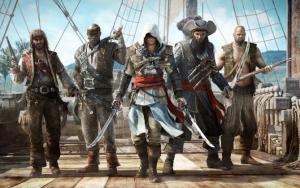 Пираты в Assassin's Creed Black Flag
