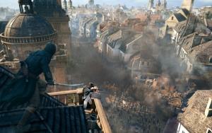 Assassin's Creed Unity Париж