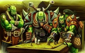 Военный совет орков