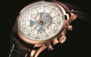 Золотые часы Breitling