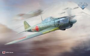 World of Warplanes A6M5 Reisen