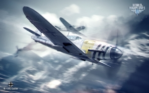 World of Warplanes Bf.109G Gustav