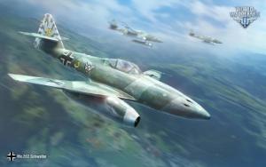 World of Warplanes Me 262 Schwalbe