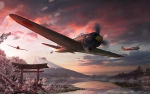 World of Warplanes Япония