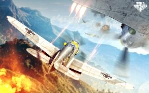 World of Warplanes воздушный бой