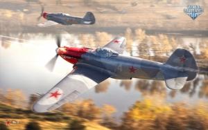 World of Warplanes Як-3