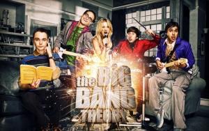 Теория большого взрыва рок группа