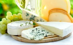 Разные виды сыра