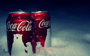 Новогодняя Кока Кола