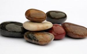 Гладкие камни